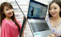 Notebook LG serie Blade: sottili e completi