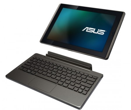 ASUS Eee Pad Transformer tablet qwerty