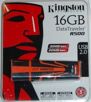 La penna USB Kingston R500, compagna di viaggio ideale per l'estate