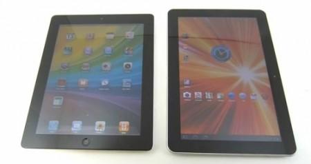 Apple iPad 2 vs Samsung Galaxy Tab 10.1: lo scontro tra titani