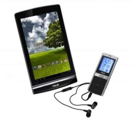 Il tablet ASUS Eee Pad MeMO 3D che fa a meno degli occhialini!