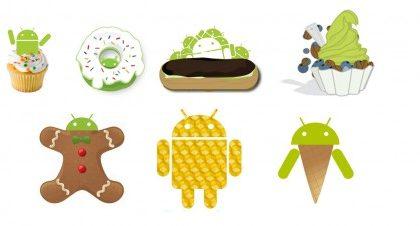 Google Android superstar: mezzo milione di attivazioni al giorno!
