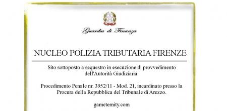 Gameternity.com chiuso e multato, i siti simili ora tremano?