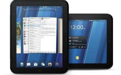 Tablet HP TouchPad rivela prezzi in linea col mercato