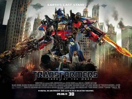 LG Cinema 3D alla prima di Transformers 3, a Milano