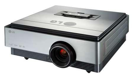 I nuovi prodotti LG all'insegna del 3D e la chicca del mouse scanner