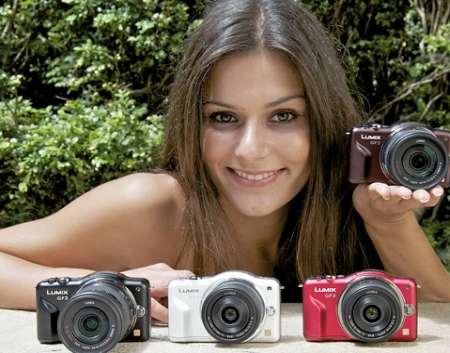 Ecco la nuova colorata fotocamera micro quattro terzi di Panasonic