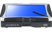 Niente ferma il nuovo notebook Panasonic Toughbook
