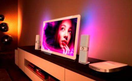 TV Philips DesignLine, per il vero piacere gli occhi