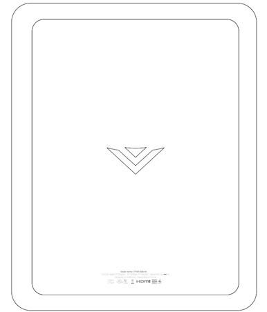 Il Tablet Vizio Tab punterà sul 3D senza occhialini?