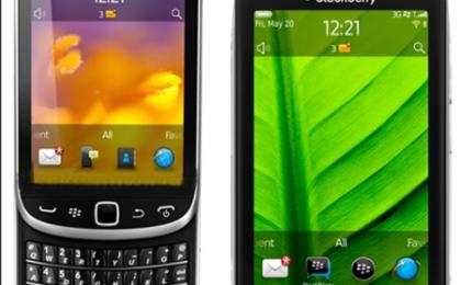 Il nuovo BlackBerry Torch 2 appare in foto!