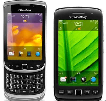 Il nuovo BlackBerry Torch 2 appare in foto!