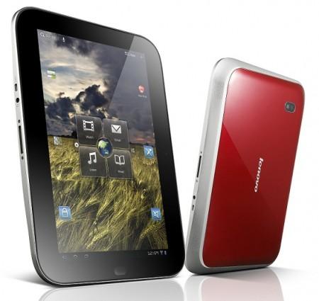 I nuovi tablet Lenovo Thinkpad e Ideapad escono allo scoperto