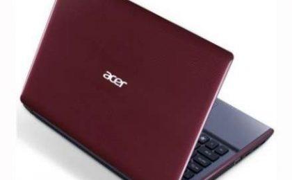 Il nuovo notebook multimediale Acer Aspire con porte USB 3.0