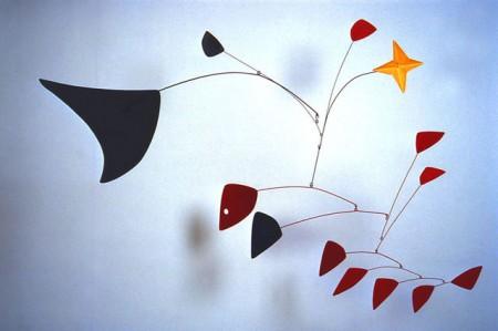 Google Doodle per Alexander Calder e l'arte della cinetica