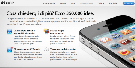 15 miliardi di download dall'Apple App Store, dominano i giochi