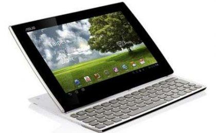 L'atteso tablet Asus Eee Pad Slider debutta in Sudafrica