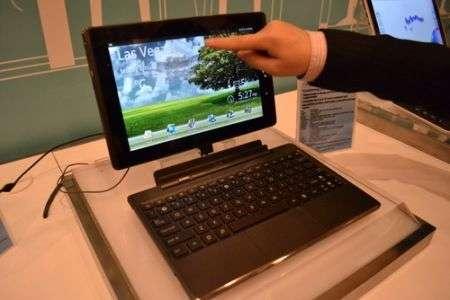 Il tablet Asus Eee Pad Transformer 3G svela i prezzi per l'Italia