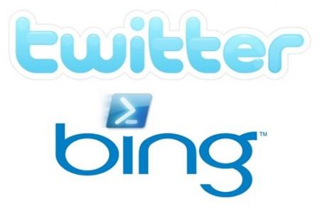 Anche Microsoft Bing taglia i ponti con Twitter?