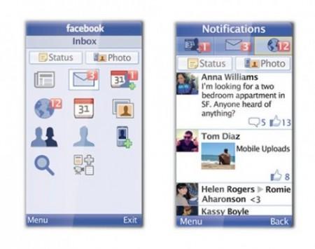 L'app Facebook in Java per tutti i cellulari in prova gratis per 3 mesi