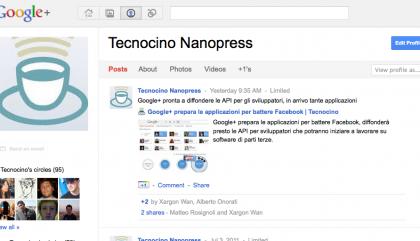 Google+ per aziende, la vera arma del nuovo social network?