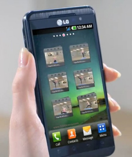 Gli smartphone Android di LG accolgono l'utile assistenza remota