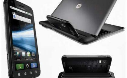Ecco il prezzo di Motorola Atrix per l'Italia, con TIM!
