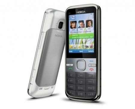 Nokia C5-00 migliora la scheda tecnica e punta sulle foto
