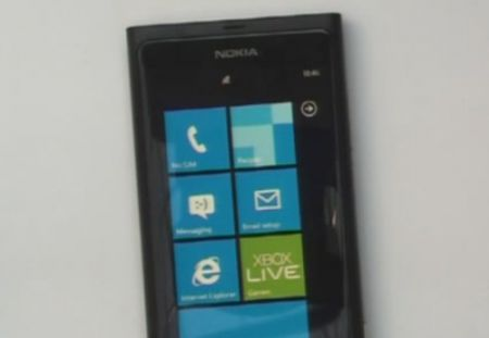 nokia windows phone 2011 mango