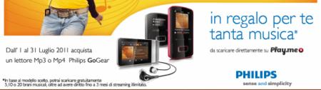 Philips e Dada insieme per unire lettore multimediale e musica