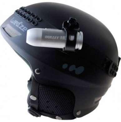 """La videocamera digitale sportiva Rollei, un """"proiettile"""" di qualità"""