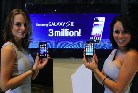 Gli smartphone Android sempre più prorompenti nelle classifiche USA