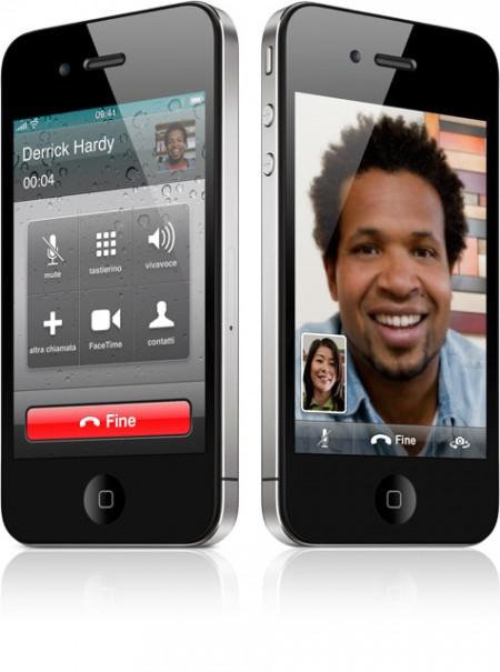 Come effettuare un videochiamata con iPhone 4