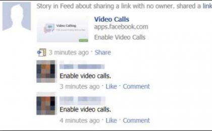 Videochiamata su Facebook e tentativi di scam, come evitarli?