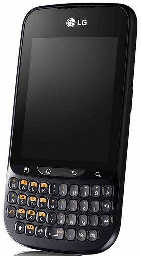 LG Optimus Pro Mobile