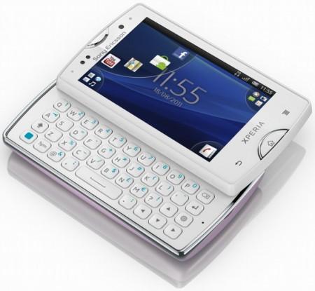 Sony Ericsson Xperia Mini e Mini Pro stanno per uscire in Italia