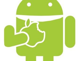 Android ha (inevitabilmente) doppiato Apple iOS