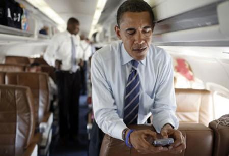 Il presidente 2.0 Barack Obama ora anche su Foursquare