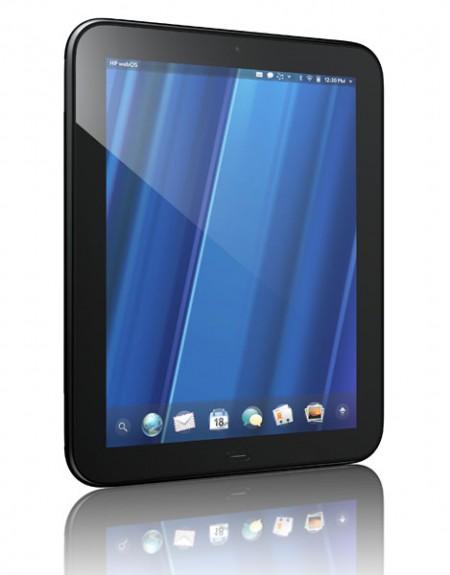 Il tablet HP TouchPad svenduto a prezzo d'occasione negli USA