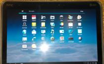 Il Tablet HTC Skyrocket appare in una foto in anteprima pre-IFA!
