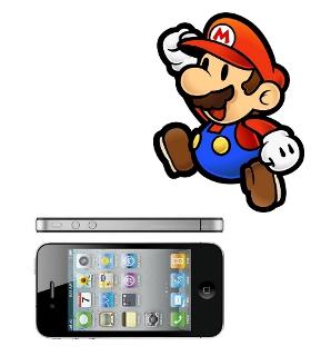 iPhone 4 e iPhone 5 con giochi firmati da Nintendo?