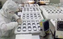 iPhone 5 con schermo Wintek? Ecco una foto rubata