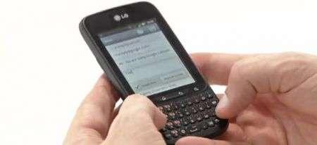 LG Optimus Pro, foto e novità sullo smartphone
