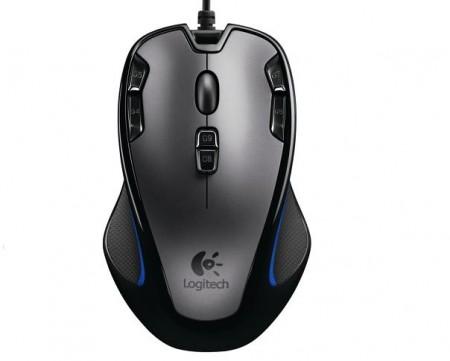 Il mouse per mancini, Logitech G300