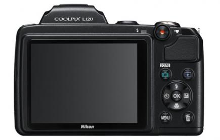 nikon coolpix l120 retro