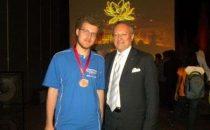 LItalia bronzo alle Olimpiadi Internazionali di Informatica 2011