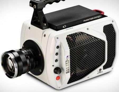 La videocamera digitale da 1 milione di frame al secondo, Phantom V1610!
