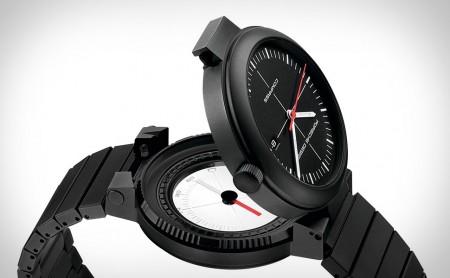 Porsche Design e la bussola-orologio hitech