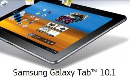 I Samsung Galaxy Tab 10.1 ritornano vendibili in Europa