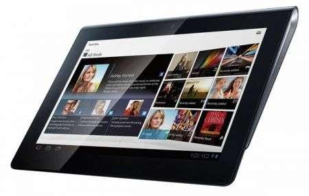 Tutte le versioni dei tablet Sony S1 e S2